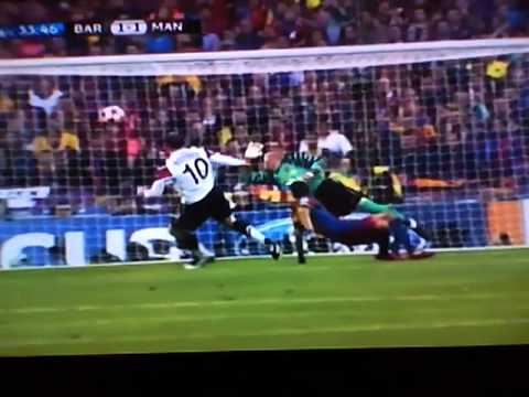 Barcellona-Manchester United 3-1 - SKY SPORT HD - All Highlights 28-05-2011 Finale Champions League