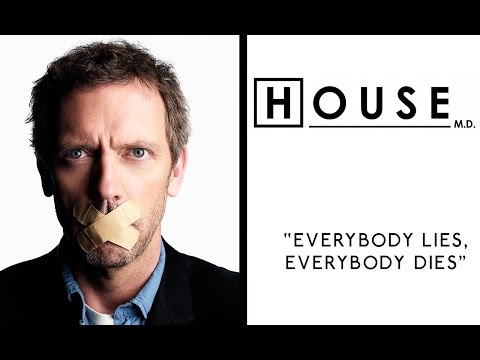 "House M.D.: ""Everybody Lies, Everybody Dies"" (8X22)"