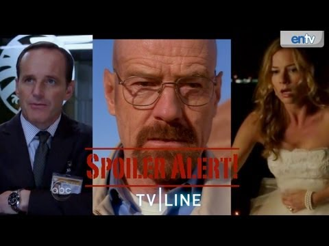 """""""Breaking Bad"""" Finale Predictions, Emmy Preview, Best New Shows - SPOILER ALERT!"""