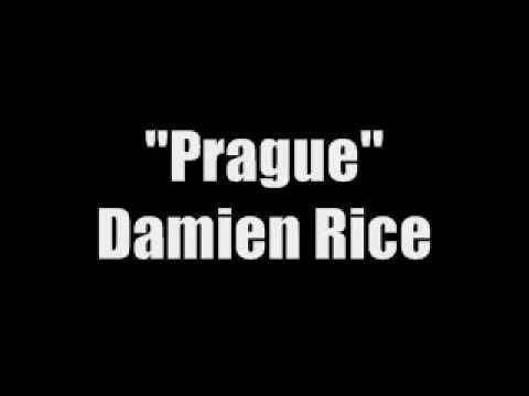 """""""Prague"""" - Damien Rice (Lyrics)"""