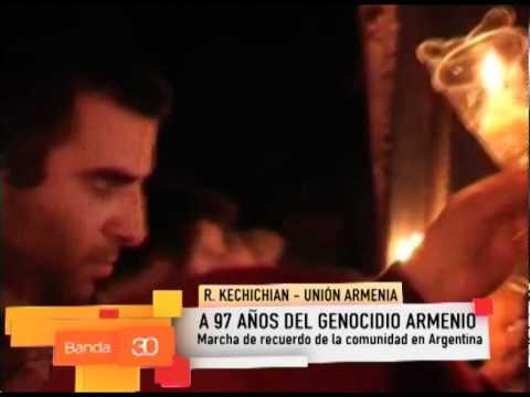 A 97 años del genocidio armenio