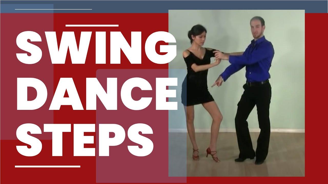 Swing dance steps - Swing basic steps for beginners