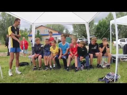 В Выксе прошел турнир по мини-футболу среди дворовых команд (видео, фото)