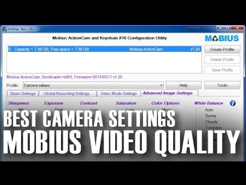 Mobius 1080p HD Camera Settings for Best DayTime Quality - Part 1 - UCOT48Yf56XBpT5WitpnFVrQ