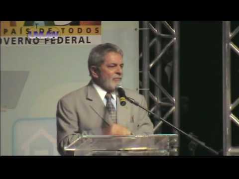 Discurso de Lula na Confecom (Parte III )