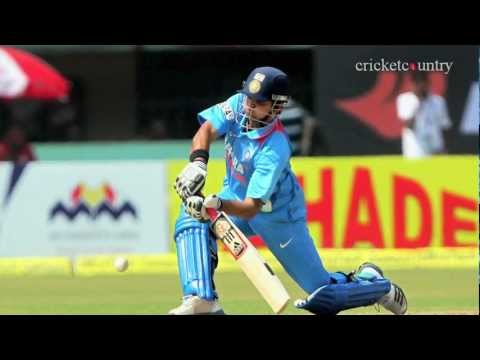 Suresh Raina's golden run in One-Day Internationals