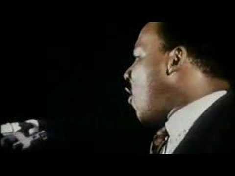 Martin Luther King, Jr.-s last speech
