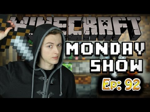 Upgrading Minecraft Graphics & Builds to Destroy! - Minecraft Monday Show: 92