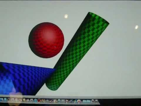 Fantastica Grafica 3D su iMac di ultima generazione!!! Amazing 3D