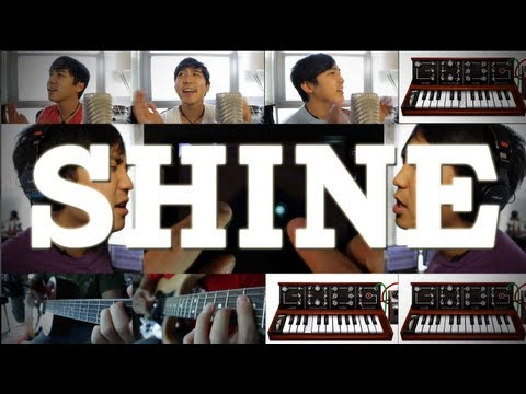 SHINE - original song ft. Magic Piano & Google Doodles