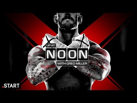 WWE '13 - World Exclusive DX Footage and the iPhone 5 Creator Hates You - Up At Noon