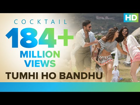 Tumhi Ho Bandhu (Full Official Song) - Cocktail