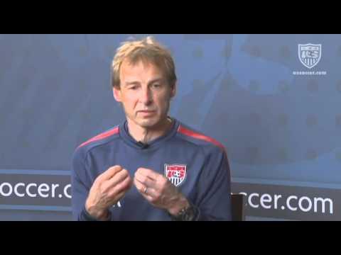 U.S. Soccer Interview
