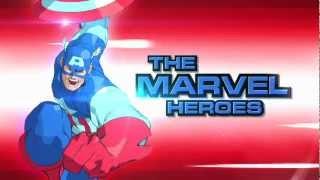 Marvel vs. Capcom Origins Trailer 1