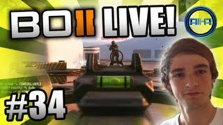 """EPIC GAME!"" - BO2 LIVE w/ Ali-A #34 - (Call of Duty: Black Ops 2 Multiplayer Gameplay)"