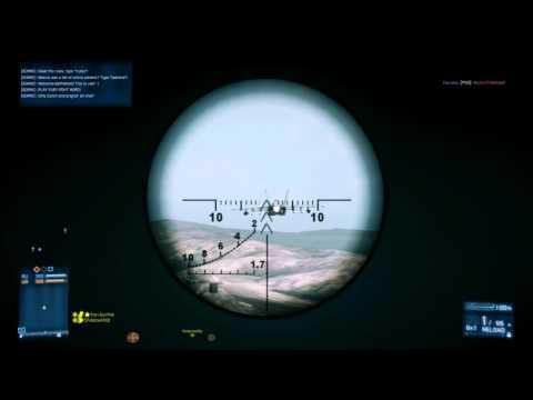 Battlefield 3 - Jet vs Sniper -o1s0ED51Tic
