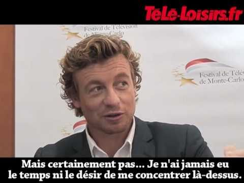 Simon Baker (The Mentalist) : Interview