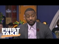 John Wall Declares Himself The Best Point Guard In The NBA   First Take   February 17, 2017