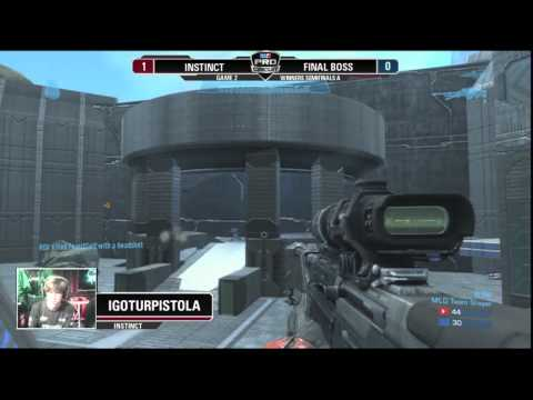 MLG Columbus 2011 Reach - Instinct vs Final Boss - WB Round 1