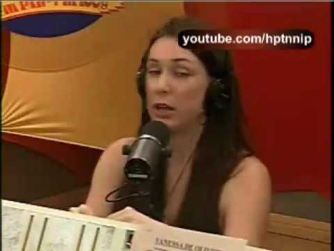 Pânico na JP 09/09/09 Vanessa De Oliveira Ex-garota de programa Parte1