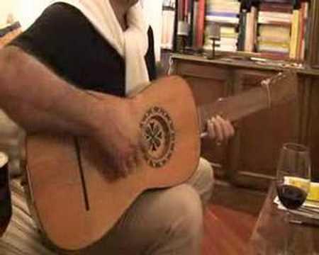 Nigurella - Cataldo Perri alla chitarra battente