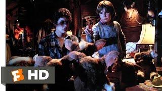 Gremlins (2/6) Movie CLIP - Multiplying Mogwai (1984) HD view on youtube.com tube online.