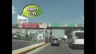 CMT Cómo llegar al Colegio Moderno Tepeyac Recorrido3 DE Periférico (Lomas Verdes)