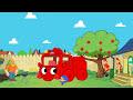 Фрагмент с начала видео - My Red Fire truck - My Magic Pet Morphle Episode #10