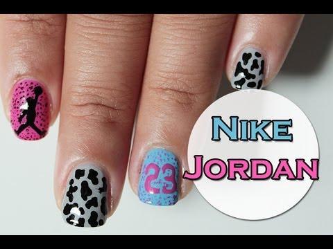 Nike jordan nails