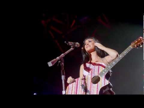 KATY PERRY - Clipe Show em São Paulo
