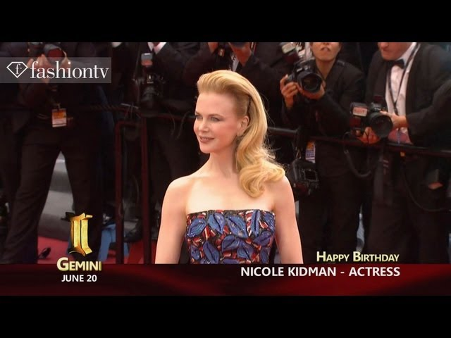 Happy Birthday Nicole Kidman! June 20 | FashionTV