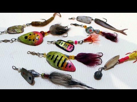 рыболовные блесна производство