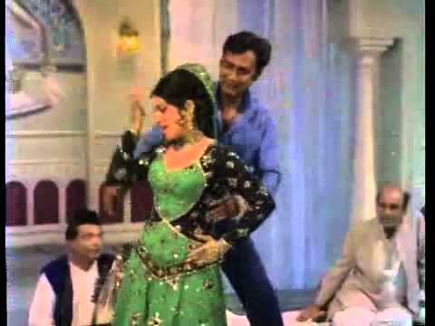 песни из индийских фильмов Lata Mangeshkar - Kahin Se Koi