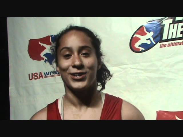 Interview with Rosemarie Flores (NY), Junior Nationals 123 women's champion
