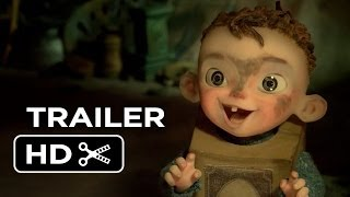 The Boxtrolls Official Trailer (2013) - Stop-Motion Animated Movie HD