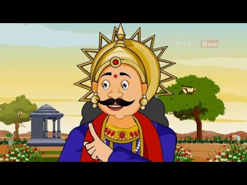 THE REAL DECORATION - Animated Cartoon Story