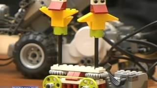 Школы Житомира изучают информатику с конструктором LEGO