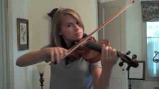 Gladiator Theme (Now We Are Free) Violin
