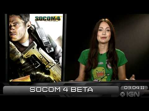 Bungie MMORPG & Gears of War 3 Beta Details - IGN Daily Fix, 3.4.11