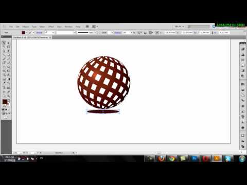 3D Logo Design Tutorial In  Adobe Illustrator