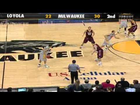 Thumbnail image for 'Milwaukee blows past Loyola, 59-41'