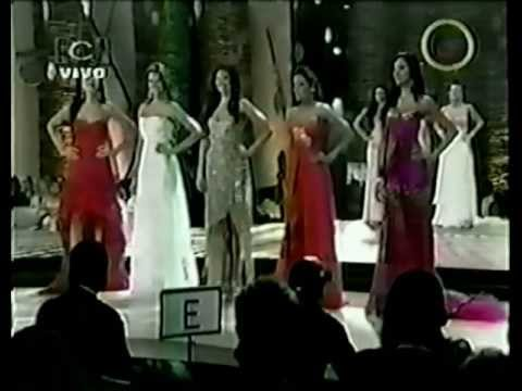 Miss Senorita Colombia 2007 Video