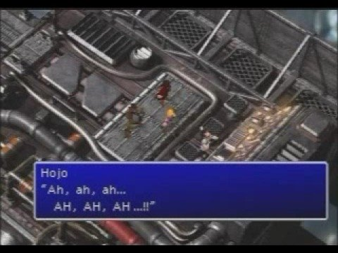 Final Fantasy VII - CD2 pt. 34 - Hojo [ITA]