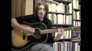 John Lennons Guitar Style Part 1