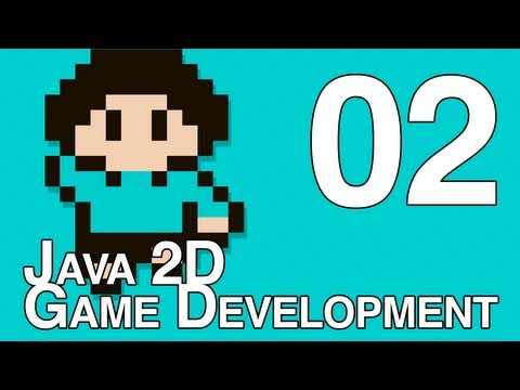 Java 2D Game Engine Development [2]: Creating a Sprite Sheet