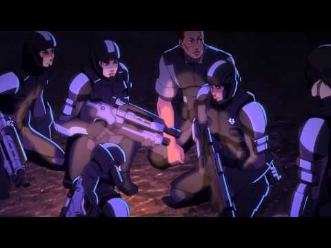 Mass Effect: Paragon Lost - Movie - Official 9 Minute Sneak Peek - On Blu-ray and DVD 12.28.12