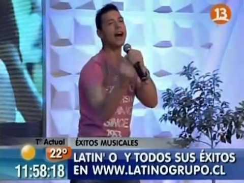 Latin'O en Bienvenidos de Canal 13