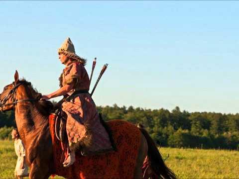 Tatar Music - Men Anamdan Kalganda