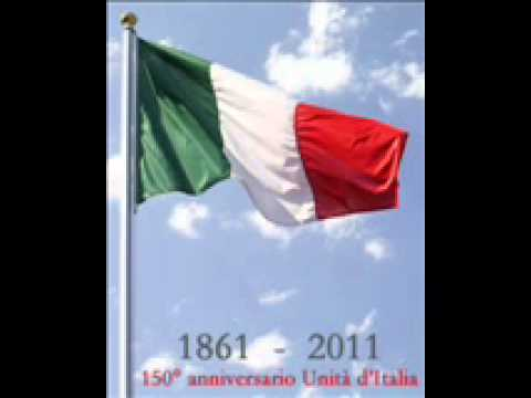 Inno nazionale italiano 150° anniversario dell'Unità d'Italia..National Anthem of Italy