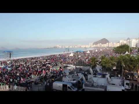 Weltjugendtag Rio 2013